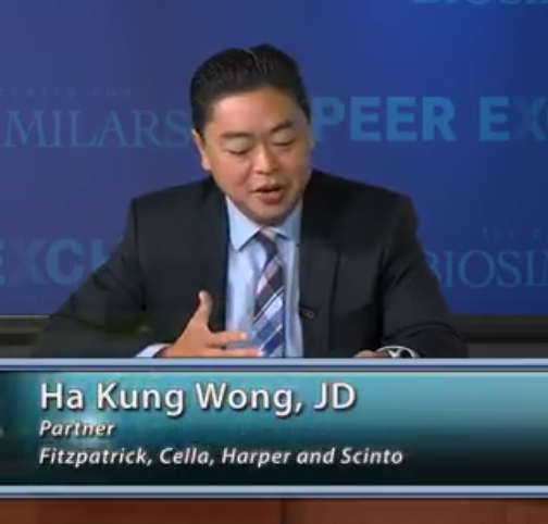 VIDEO: Biosimilar Developers' Concerns About Litigation