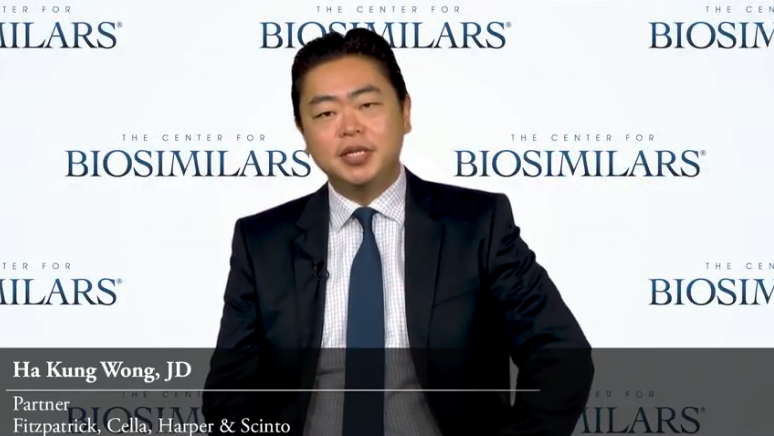 VIDEO: Biosimilar Manufacturer's Approach to the Patent Dance